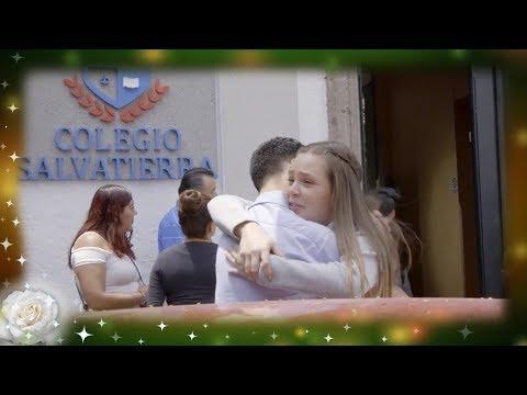 La Rosa de Guadalupe: Clarita se enamora del ex de su hermana | Amor de hermanas
