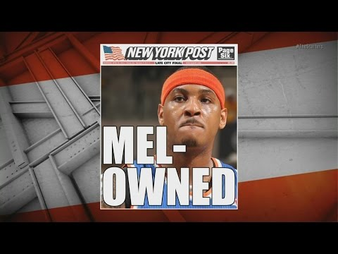 ''Mel-owned'': Headlines From The Future – The Starters