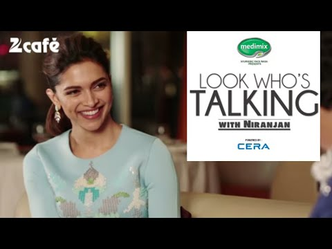 Look Who's Talking with Niranjan - Deepika Padukone - Full Episode - Zee Cafe