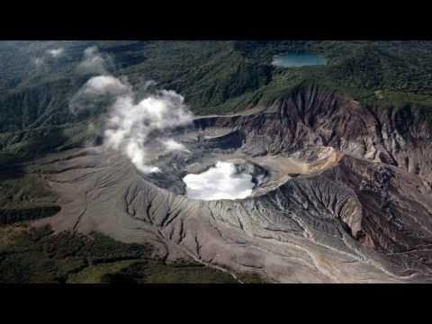 Paysages et Musique du Costa Rica