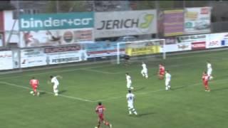SLSTv Trainervideo FC Gleisdorf 09 - SV Gleinstätten