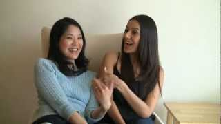 Lynn Chen & Sheetal Sheth Interview: Yes, We're Open