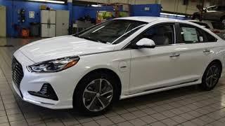 New 2019 Hyundai Sonata Plug-In Hybrid Capitol Heights MD Washington-DC, MD #FKA091289