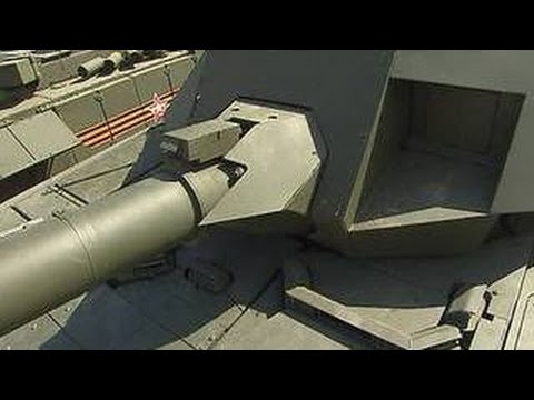 Т-14 Армата: танк-дракон