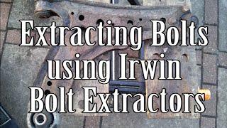 Using Irwin Bolt Extractors