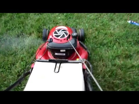 "Sears Craftsman 22"" Series 650 Lawn Mower Craigslist Find - It's Alive! - Part II - July 24 ..."
