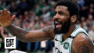Kyrie Irving is unpredictable, Celtics conflicted about roster – Zach Lowe | Get Up!