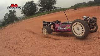 Scale 4WD Bashing! RC offroad rally cars buggies bashing trucking adventures
