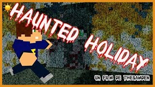 HAUNTED HOLIDAYS - COMMENCEMENT - Film Horreur/Horror Minecraft (English Subtitles)
