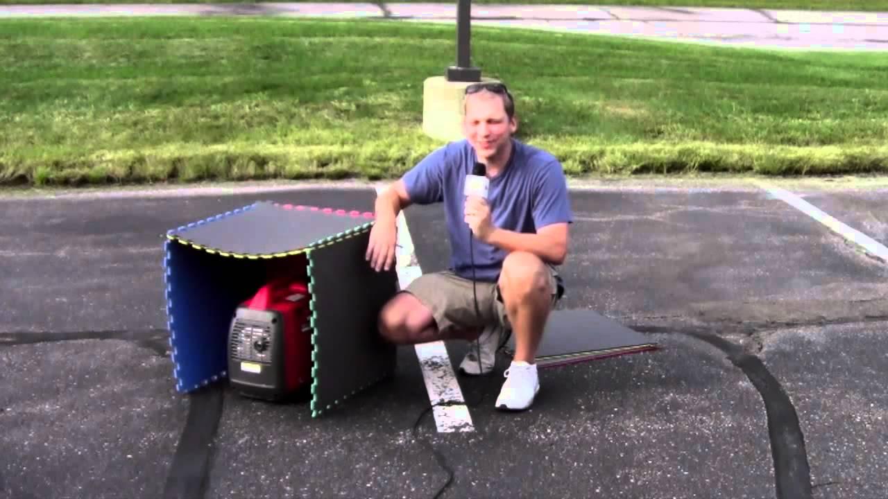 Generator Shelter - YouTube