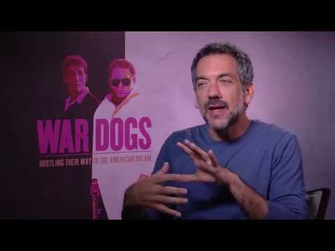 WARDOGS: Todd Phillips Takes A More Dramatic Approach