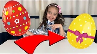SURPRISE COLOR MAGIC EGGS TOYS. FUN FOR KIDS AND LEARN COLORS