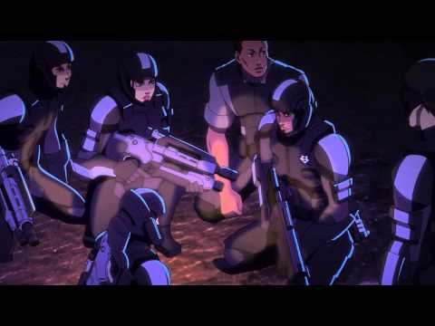 Mass Effect: Paragon Lost - Movie