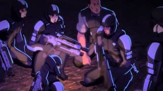 Blood-C - Mass Effect: Paragon Lost - Movie - Official 9 Minute Sneak Peek - On Blu-ray and DVD 12.28.12