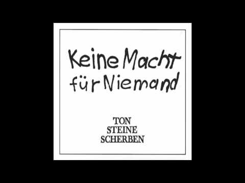 Ton Steine Scherben - Feierabend