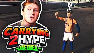 NBA 2K19 PARK FT. JIEDEL - CARRYING 2HYPE EP. 3