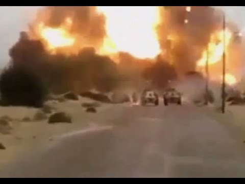 Psalm 83 : Multiple Explosions rock the Gaza Strip as ISIS pushes closer to Israel (July 01, 2015)