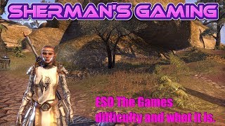 ESO The Games difficulty and what it is.