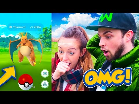 DID I CATCH IT!? - Pokemon GO! (NEW EVOLUTION + EPIC CHARIZARD)