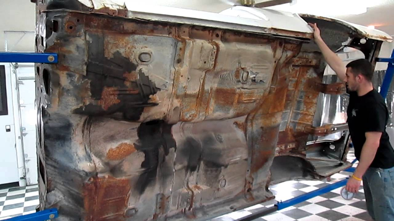 Roush Collision And Restoration 1965 Impala Ss Youtube