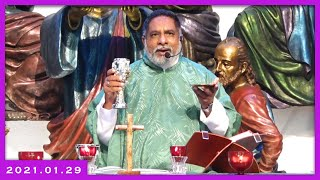 2020.01.29 - Holy Mass (in Sinhala)
