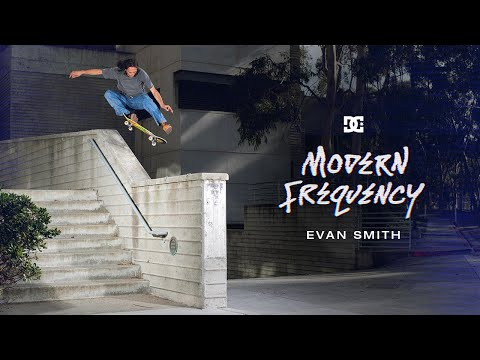 """Evan Smith's """"Modern Frequency"""" DC Part"""