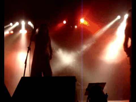 NECROPHOBIC - CELEBRATION OF THE GOAT :: New song - live 2009 ::