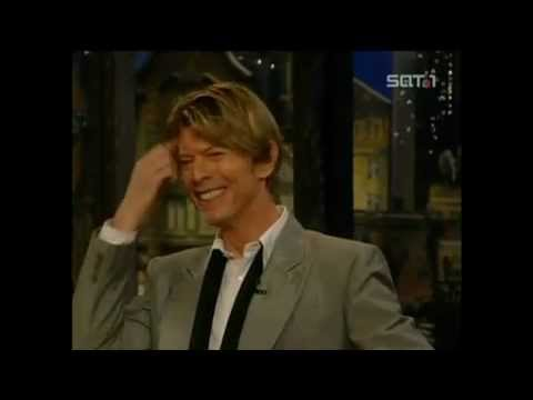 Funny David Bowie interview
