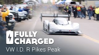 VW I.D. R Pikes Peak | Fully Charged