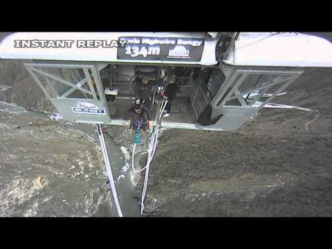 Queenstown Nevus jump
