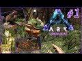 ARK Aberration Eine Gefährlich Wundervolle Welt 1 Let S Play Deutsch Aberration DLC mp3