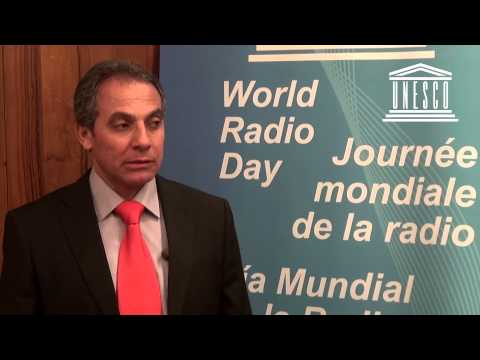 World Radio Day Message: Yasser Garrana