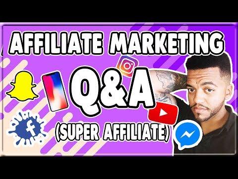 Affiliate Marketing Q/A