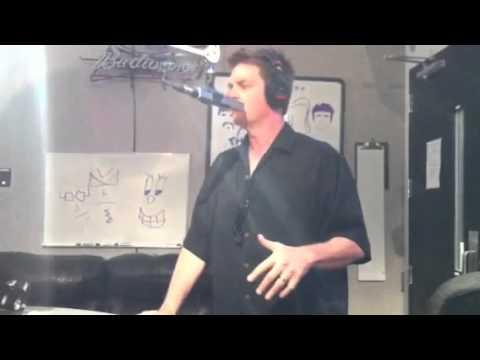 Jim Breuer in studio 3