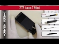 How to disassemble 📱 ZTE Axon 7 Mini (B2017G) Take apart  Tutorial