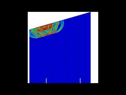 Ultrasonic Waves Animation Phase Array Ultrasonic Wave