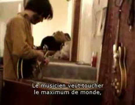 I'm not for sale!, extrait de DiG! (2004)