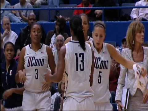 UConn Women's Basketball Weekly Spotlight: Brianna Banks