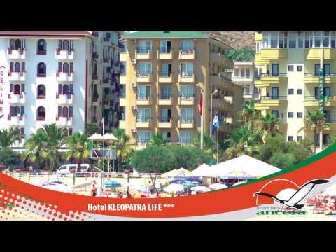 Hotel KLEOPATRA LIFE – ALANYA – TURKEY 2011