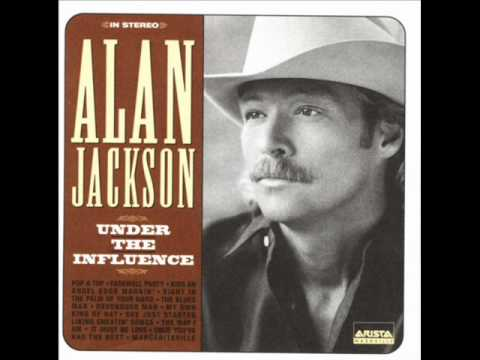 Alan Jackson - Who am i
