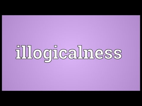 Header of illogicalness