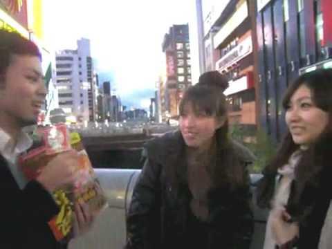 【ラーメンWalker】街頭インタビュー!