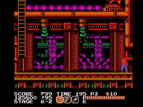 NES Longplay [113] Vice Project Doom