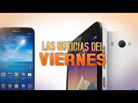 Samsung Galaxy Mega 5.8 y 6.3, LG Value Pack, Xiamoi Mi2S, La muerte del PC