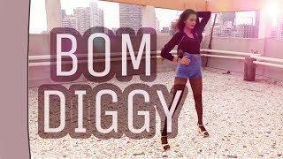 download lagu Bom Diggy Dance  Zack Knight X Jasmin Walia gratis