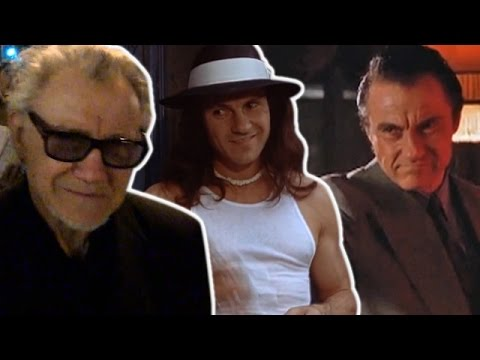 Harvey Keitel, The Coolest Guy Ever!