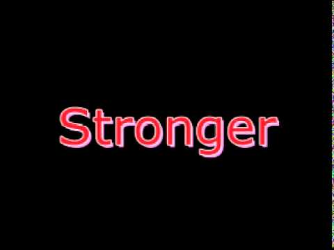 Jennette Mccurdy - Stronger