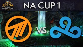 Cloud9 vs Method Orange | Grand Finals | AWC NA Cup 1