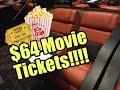 $64 Dollar Movie Tickets!!!!