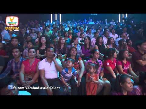 Cambodia's Got Talent : FINAL LIVE SHOW - WINNER
